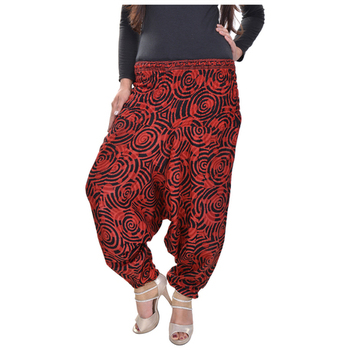 Cotton Printed Aladin harem Pant