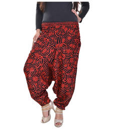 Cotton Printed Aladin harem Pant