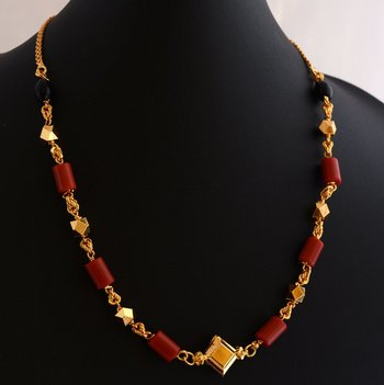 Short mangalorean Mangalsutra