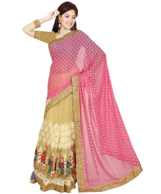 Roop Kashish georgette saree