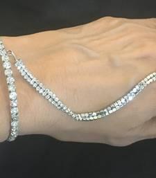 Silver haath-phool-hath-panja