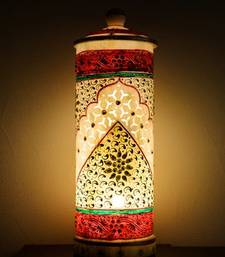Buy Radiant Decorative  Marble Lamp table-lamp online