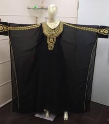 TRADITIONAL ARABIC MAXI DRESS FARASHA MOROCCAN MAXI TEA PARTY ABAYA TURKISH EMBROIDERY CAFTAN_2449
