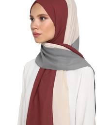 Women's Daily Wear BSY Magic Fabric Printed Hijab Dupatta