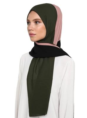 Women's Islamic Wear BSY Magic Fabric Hijab Scarf Dupatta