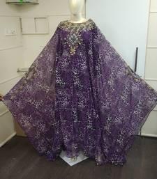 MOROCCAN DUBAI KAFTAN ABAYA DRESS FANCY LONG GOWN BEACH WEAR TIGER PRINT 1436