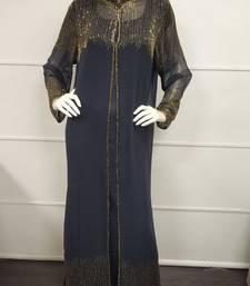MOROCCAN DUBAI KAFTAN ABAYA DRESS FANCY LONG GOWN BEACH WEAR JACKET 4210