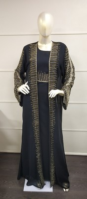 MOROCCAN DUBAI KAFTAN ABAYA DRESS FANCY LONG GOWN BEACH WEAR JACKET 0506