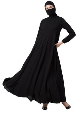 Musheco-Abaya With Umbrella Flare