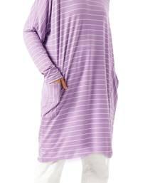JSDC Party Wear Printed Short Tunic Regular Wear Kaftan For Women