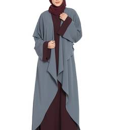 Two Piece Set of Inner Abaya and a Shrug