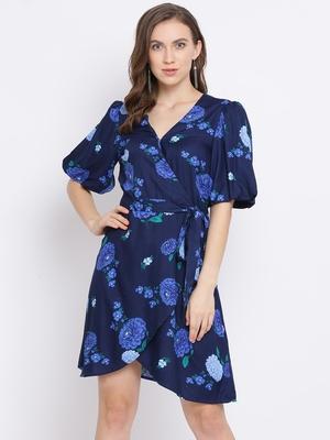 Graphic Lufene Women Dress