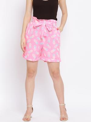 Pine Shanele Women Shorts
