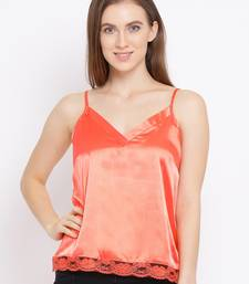 Finora Satin Nightwear Women Satin Cami