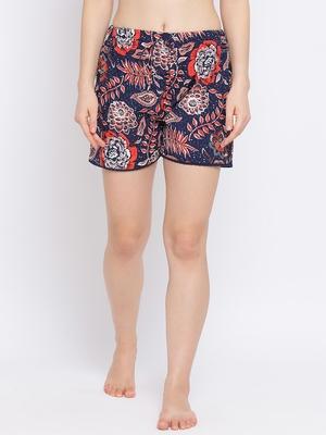 Tropical Explorer Nightwear Women Shorts