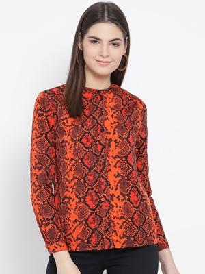Wild Lapse Leopard Women Shirt
