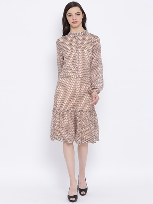 Abstract Collusion Women Dress