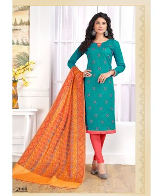 Pure Banarasi Silk Dupatta Suits
