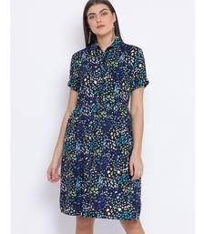 Floral Malign Treasure Women Dress
