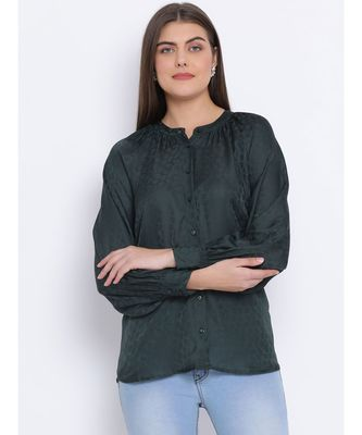 Forest Graphic Classy Women Shirt