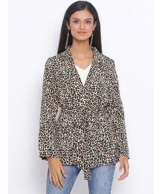 Leopard Dream Luxurious Women Jacket