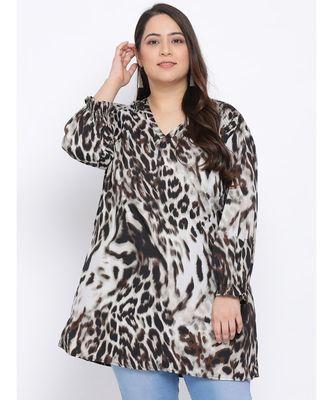 Wild Wibe Plus Size Women Tunic