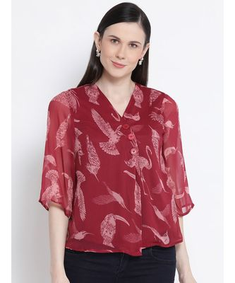 Feather Nora Women Top