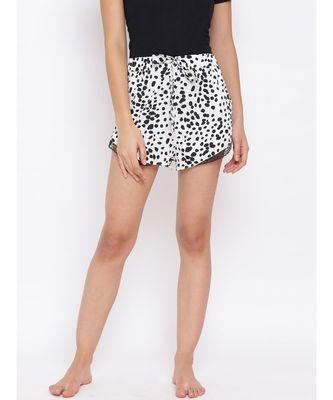 Animal Graphic Nightwear Women Shorts