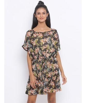 Tropic Paradise Beachwear Dress