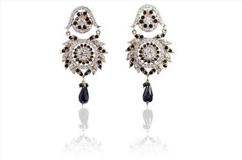 Stylish Fashion Black earrings perfect for all occasions