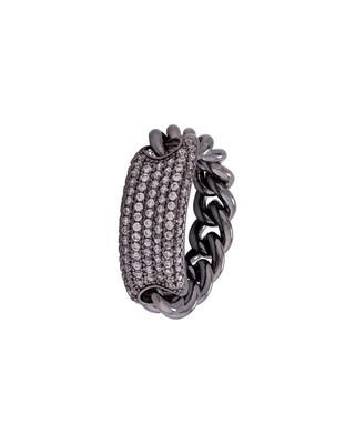 Designer Inspired Lightly Embellished Ring
