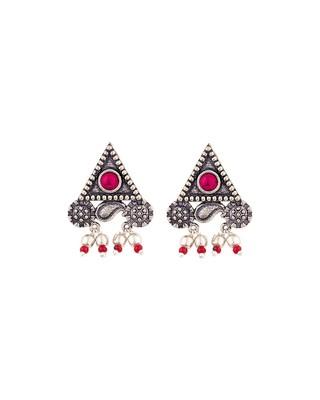 Abhira Triangle Stud Earrings