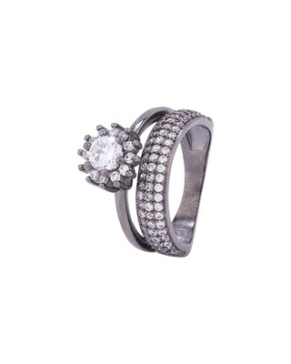 Band Style Women's Ring