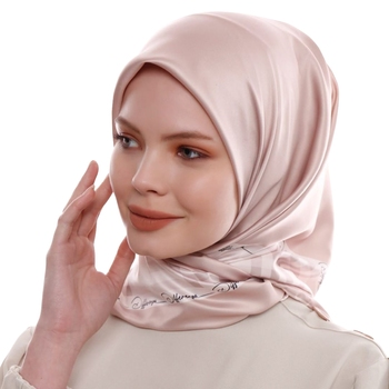JSDC Women's Islamic Wear Crepe Silk Printed Stole Hijab Dupatta