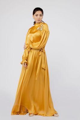 Xanthia Kaftan Dress