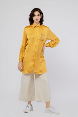 Xanthia Long Shirt