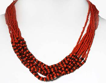 Bead-o-fied necklace