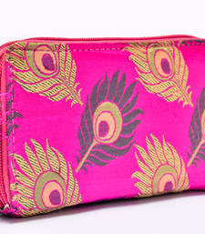 Buy Casual used morpinchh designed pink clutch gifts-for-girlfriend online