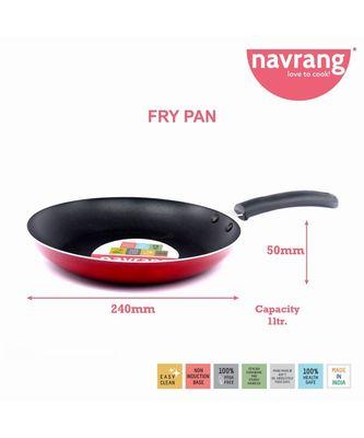 Navrang Cookware Set (Aluminium, 4 - Piece)