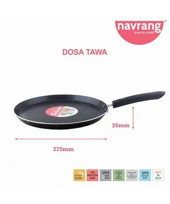 Navrang Tawa 27.5 cm diameter (Aluminium, Non-stick)
