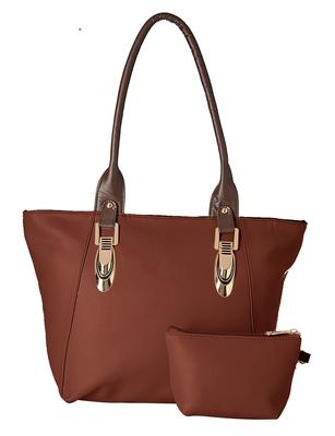 FFC-Women Handbag Brown