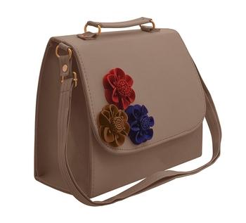 Women's Handbag, Sling Bag with Adjustable Strap for Ladies and Girls.(Nevi Blue)