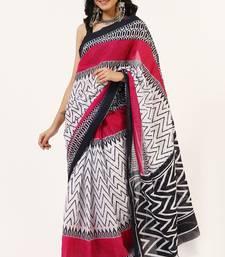 Bengal Handloom Cotton Spunky Saree