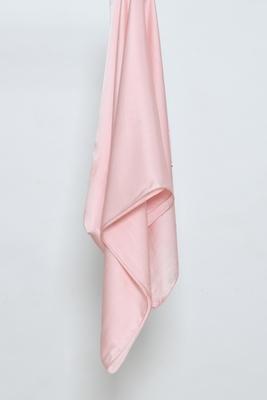 Light Pink Satin Hijab
