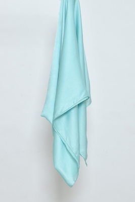 Mint Green Satin Hijab