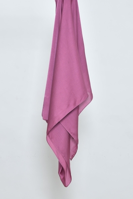 Tea Pink Satin Hijab