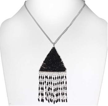 Raining beads Necklace
