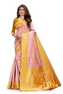 kota silk Multi Color weaving Saree
