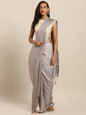 Pure Dola Silk Mango Design Hand Dyed Banarasi Pure Silk Saree