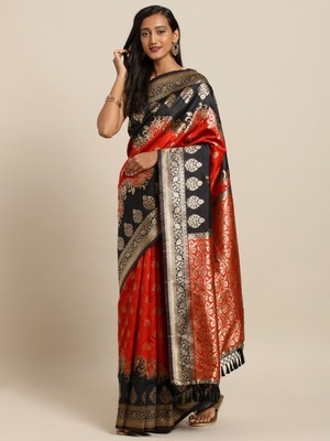 New Banarasi Kanjiwaram Bahurani Soft Silk Saree